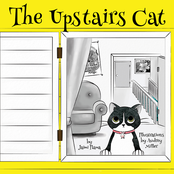 Upstairs Cat